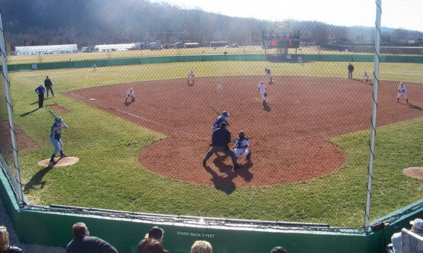 Lady Jackets Field - Facilities - West Virginia State ... on wv casinos map, wv college map, virginia state university map, wv airport map, wv parks map,