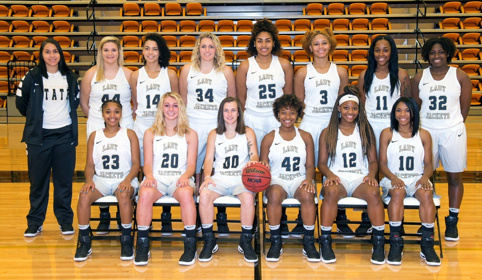 2016 17 0 Roster West Virginia State University Athletics