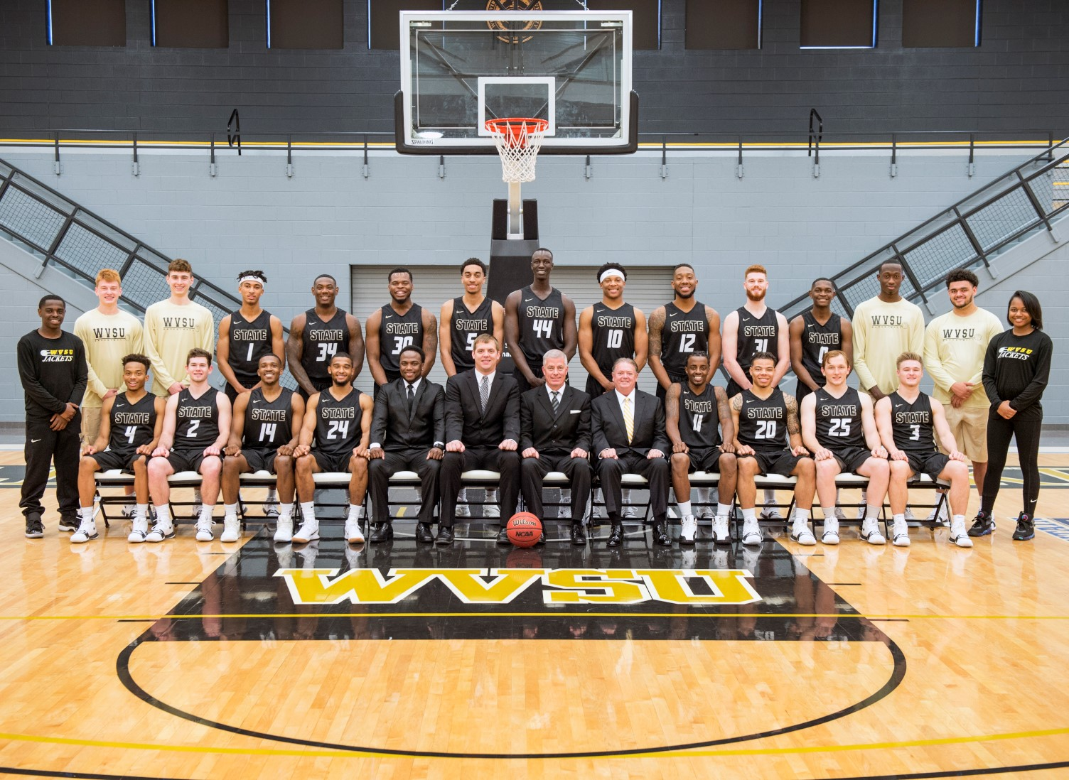 2017 18 Men S Basketball Roster West Virginia State