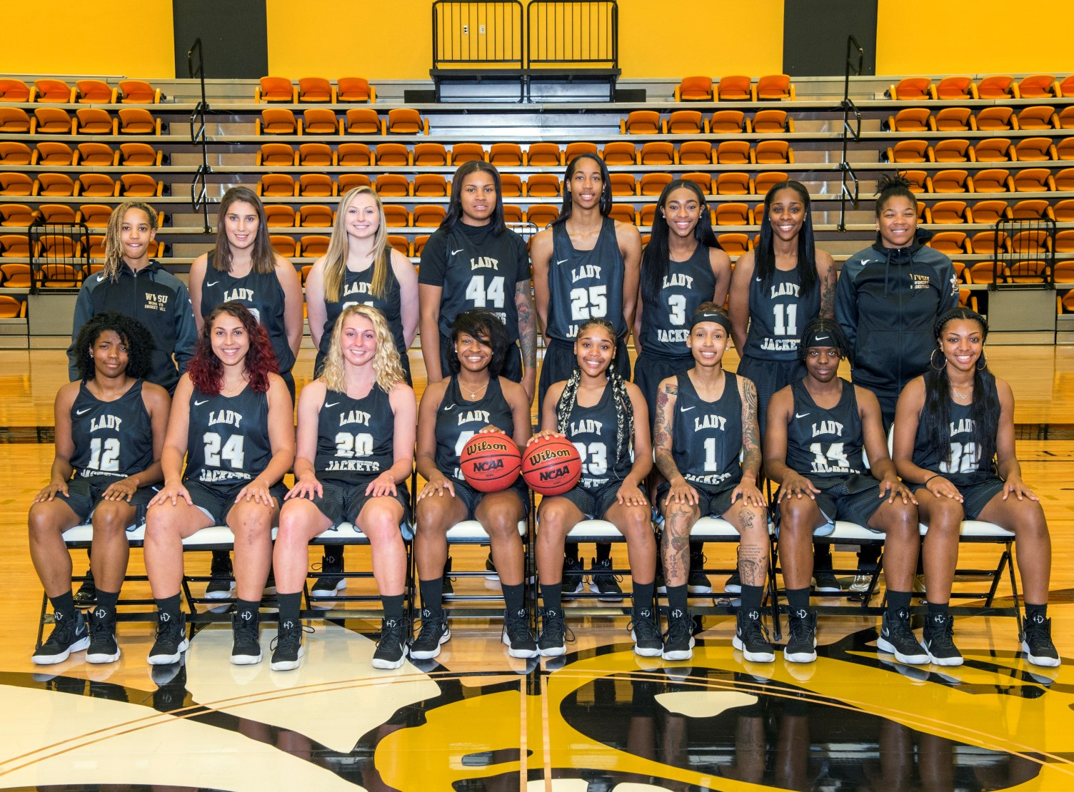 2017 18 0 Roster West Virginia State University Athletics