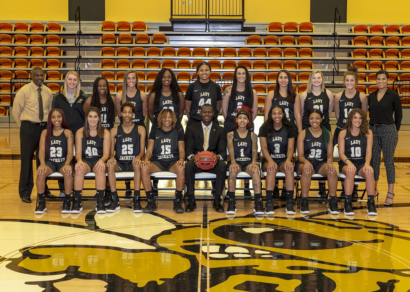 2018 19 Women S Basketball Roster West Virginia State University